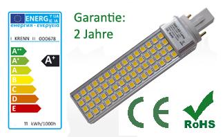 led lampen mit g24 sockel
