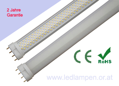 LED DUO Röhre 2G11, 12W